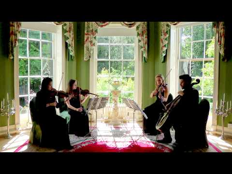 Can't Feel My Face (The Weeknd) Wedding String Quartet