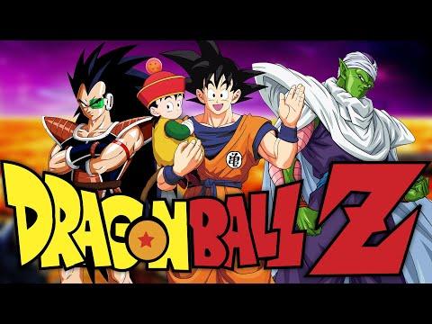 🟠 DRAGON BALL Z - EPISODE 1- LA MENACE SAYEN !!!!