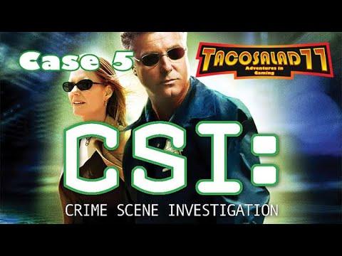 CSI: Crime Scene Investigation, Case 5