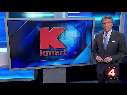 Nostalgia surrounds closing of 1st Kmart