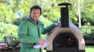 Jamie Oliver's Wood Fired Ovens - Garden House Design