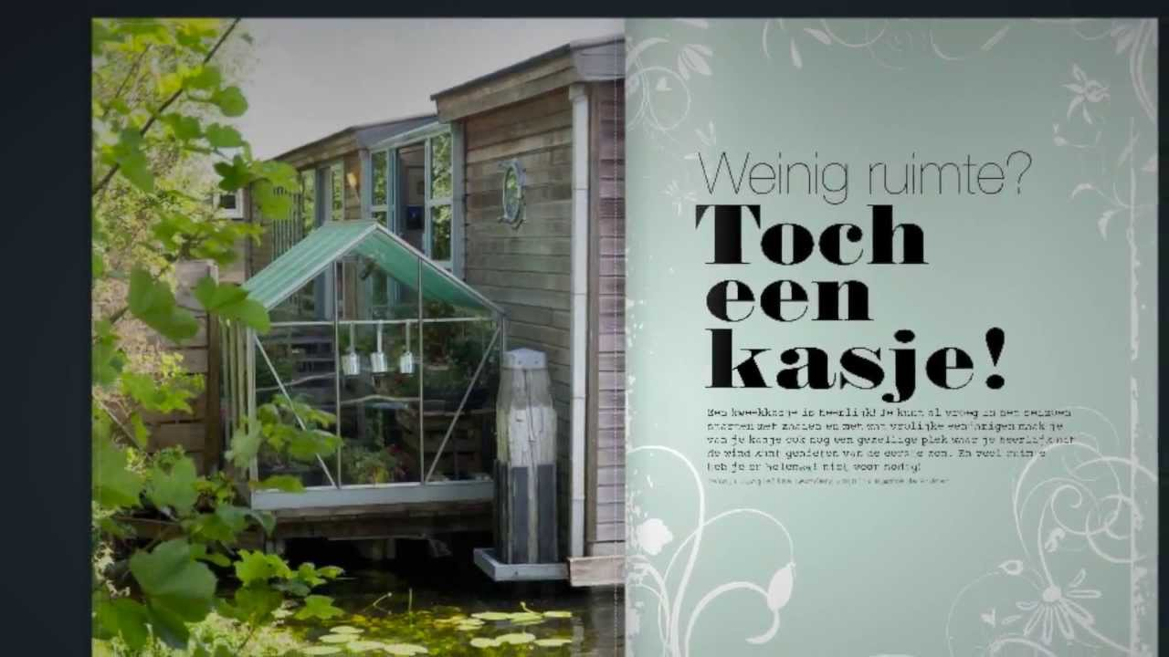 Magazine de tuin op tafel trailer youtube