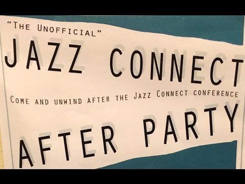 The First Unofficial Jazz Connect After Party: Bill O'Connell Trio with guest Steve Slagle