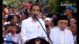 Download Video FULL - Pidato Pertama Jokowi-Amin Pasca Menang Pemilu MP3 3GP MP4