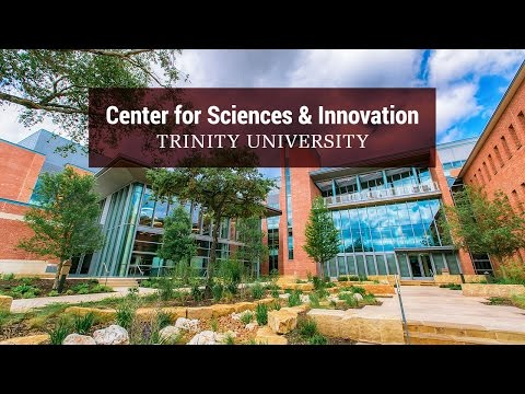 Center for the Sciences and Innovation at Trinity University