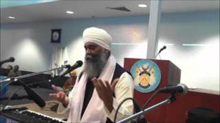 Bhai Panthpreet Singh  JI Khalsa in Seattle