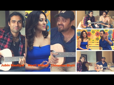 Bawara Mann song Live   Jolly LLB 2   Jubin Nautiyal, Neeti Mohan, Chirantan Bhatt   Candid Chat