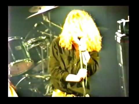 Paradise Lost-Gothic-Live-1991