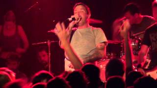 boysetsfire - Until Nothing Remains (live 2012-08-07 Dresden, Scheune) NEW SONG