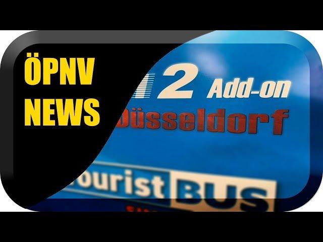 ÖPNV Simulator News #38 Düsseldorf, Neuer Content für den FBS und Weihnachtsmänner
