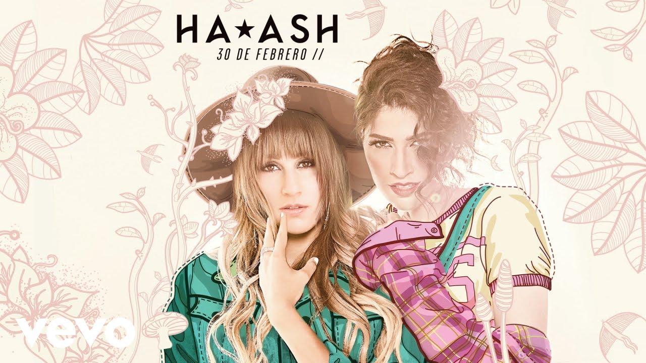 HA-ASH - Extraños (Cover Audio)