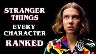 Stranger Things Season 3: Every Character Ranked