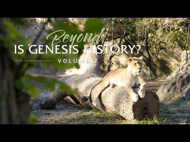 What is the True Origin of Species? : Beyond Is Genesis History? Clip