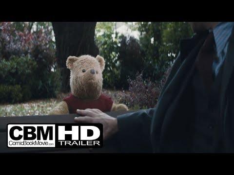Christopher Robin - Official Trailer 1 - 2018 Disney HD