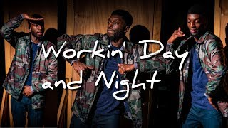 "Lee Boogie - ""Workin' Day and Night"" Michael Jackson"