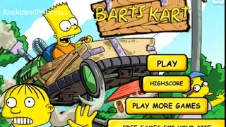 simpsons online game
