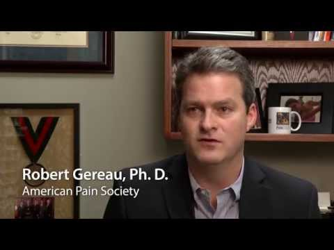 "Robert Gereau, PhD, American Pain Society  ""Underutilized Pain Treatments"""