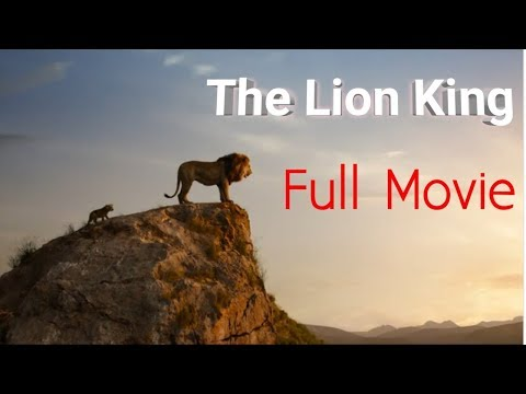 The 🦁 Lion king 2019 movie download FREE🔥🔥720p🔥🔥