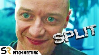 Split Pitch Meeting: The Secret Sequel To Unbreakable
