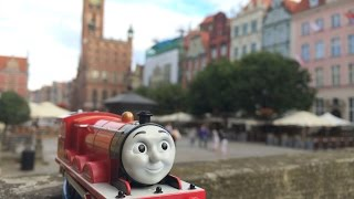 【zabawka kolejowe】Tomek i przyjaciele Kuba (James) w Gdańsk 00277+Pl