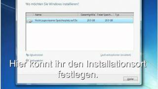 Windows 7 32Bit Vollversion kostenlos downloaden+installieren - Tutorial (Deutsch/German)