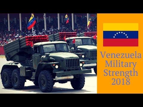 Venezuela Military Strength 2018