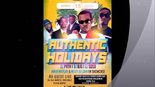 15 JUILLET Authentic Holiday's