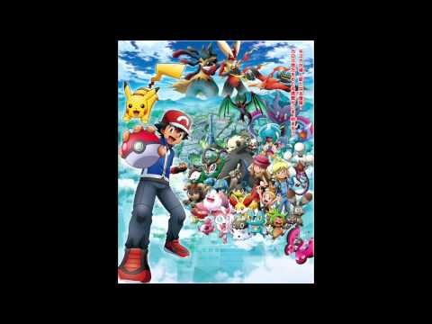 Pokemon XY OP2 FULL SONG - Mega V (Volt) by Yusuke