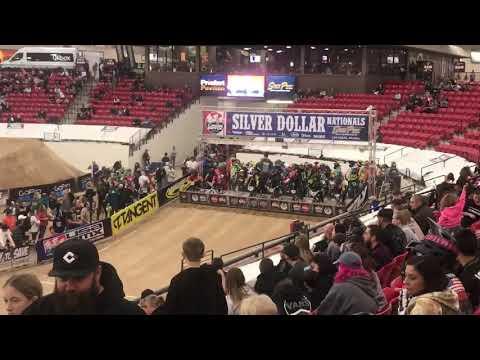 Las Vegas Silver Dollar National Day Two Round One Moto. 1-11-2020 USA BMX Team MisBeehavin'