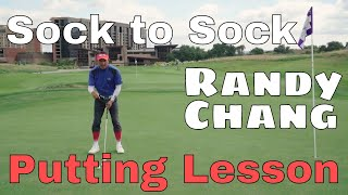 Use Your Golf Socks to Putt Better