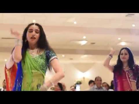 Bollywood Dance By Jhanjhariya On Qamar Mian Wedding