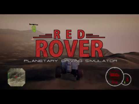 Drive Around Mars' Surface in New Video Game