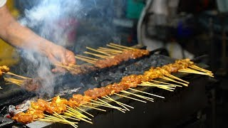 Martial Arts and Street Food in Penang. Malaysia!