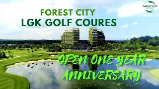Forest City LGK Classic Golf Course is ONE year old!
