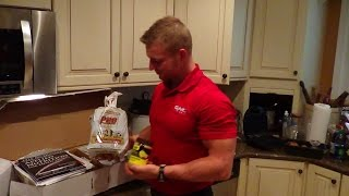 Unboxing Ep2 P28 High Protein Bread Lyle Mcdonald Taste Review