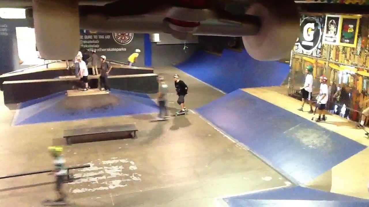 Skatelab Indoor Skatepark and Museum - 1 location