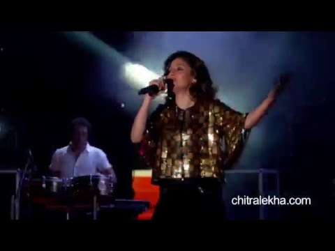 Dhoom Machale - Sunidhi Chauhan Live In Concert: A Chitralekha Event - Part 1
