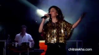 Gambar cover Dhoom Machale - Sunidhi Chauhan Live In Concert: A Chitralekha Event - Part 1