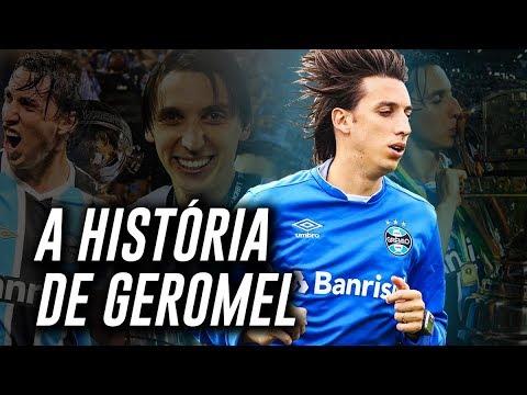Conheça a HISTÓRIA de PEDRO GEROMEL