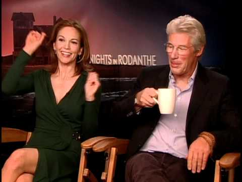 Nights in Rodanthe - Exclusive: Richard Gere and Diane Lane