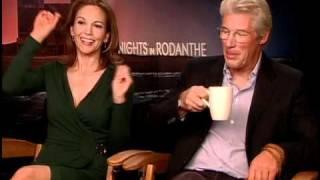 Nights in Rodanthe - Exclusive: Richard Gere and Diane Lane