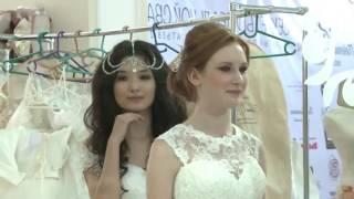 Свадебный салон Елены Набокиной - показ свадебных платьев