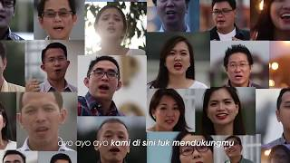 Video Ayo Indonesia Bisa !! Cover Sherina Ft. Ello Powered by XXI Cafe download MP3, 3GP, MP4, WEBM, AVI, FLV Juli 2018