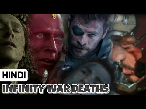 Avengers Infinity War Death Prediciton in Hindi | Who Will Die?