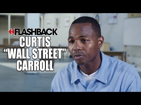 """Curtis """"Wall Street"""" Carroll is a Stock Expert Serving Life in Prison (Flashback)"""