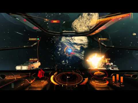 Elite: Dangerous Alpha Phase One