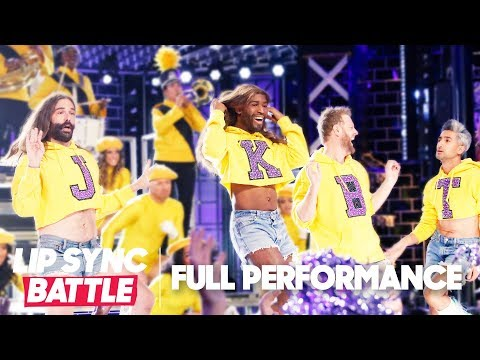 "Queer Eye's Fab 5 Does Whatever They Want To Beyonce's ""Grown Woman"" 