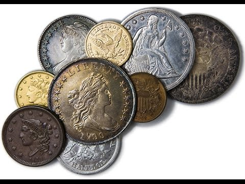 Coin Collecting Video Series: Cleaning Valuable Coins - Don't Do IT - Numismatics with Kenny