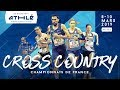 REPLAY : Championnats de France de Cross-Country de Vittel 2019