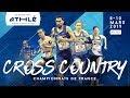 REPLAY : Championnats de France de Cross-Country de Vittel 2019